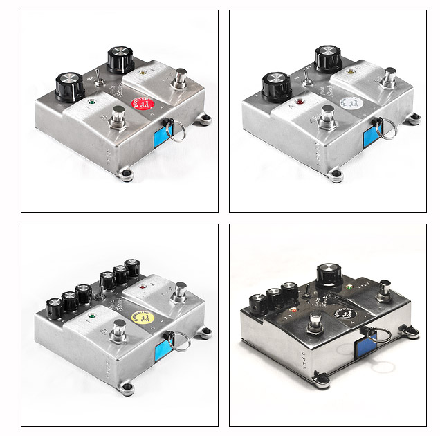 Twin-Stomp-Pedals