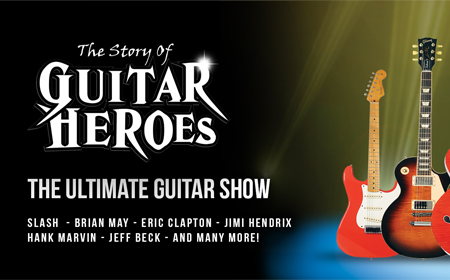 Live Stage Performance from The Story Of Guitar Heroes