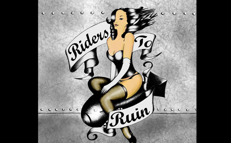 The Guitar Show 2018 Live stage Annoucement: Bareknuckle Pickups Present: Riders To Ruin
