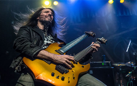 "LIVE STAGE: Ron ""Bumblefoot"" Thal"
