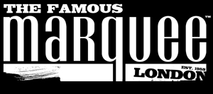 Large Marquee London Logo INVERTED