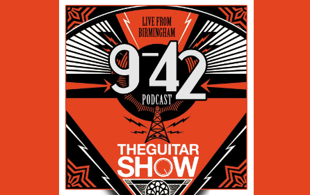 9-42 The Guitar Show Podcast