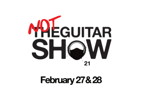 NOT The Guitar Show 2021